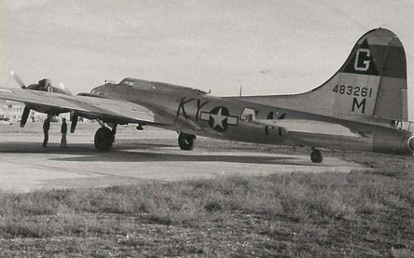 Boeing B-17 - Copyright BAR