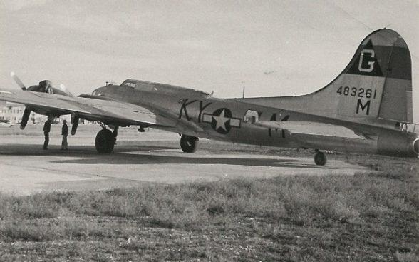 Boeing B-17 - Copyright BAR