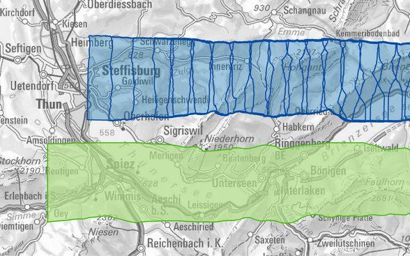 Schweiz Karte Schwarz Weiss.Die Schweiz In Hoher Auflosung