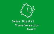 Logo Swiss Digital Transformation Award