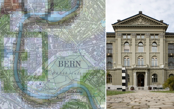 Geodata and the Swiss Federal Archives