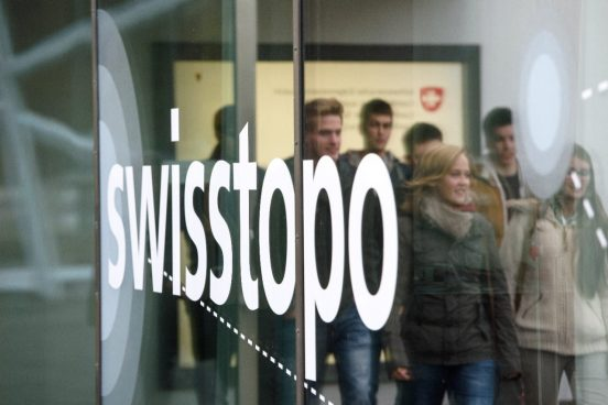 Collaborateurs swisstopo